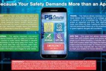 PS Secure - Personal Safety / A convenient, easy to use proactive system affording peace of mind for all the events of our lives through any network or Internet connected device.