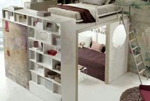 Bedrooms / So want all these!