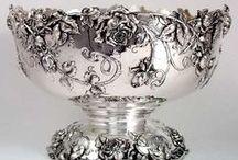Ezüstös / Antik ezüst tárgyak