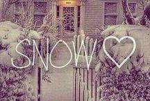 Winter / My favorite season