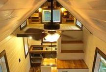 Living    Truck interior
