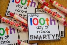 100th Day of School / Activities and resources for celebrating the 100th Day of School!