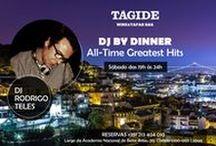 Wine & Tapas Bar | DJ by Dinner / Sábados são noites de DJ by Dinner com música ambiente dos anos 80 e 90, com a animação do DJ Rodrigo Teles