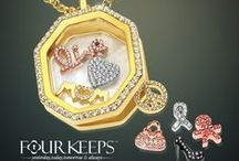 FourKeeps / Lockets, bracelets, and charms...oh my!