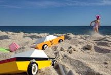 Candylab Adventures / See how the cars do in thier natural environments