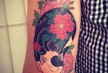 Tattoos Japanese arm