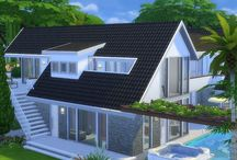 House the sims 4