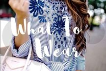 What to wear / Our picks on what to wear for every occasion from casual day out to holiday vacation. Showcasing embroidery clothing and apparel, boho dresses, bohemian outfit and gypsy style fashion trends. ➰  Pasaboho.com