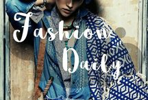 Fashion Daily / >> Our Fashion Daily Inspiration :: Board is created to increase exposure for everyone. Pls share 3 pins and Repin 3 from this board daily. Pick your favourite fashion outfit inspiration, Pin modern vintage glamorous street fashion style, boho hippie gypsy looks and more. Sections will be deleted >> Comment on my latest Pins and follow my profile to be added. ❤️ Pasaboho.com