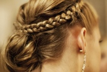 Heavenly HAIR STYLES  ♥ / by Autumn Marek