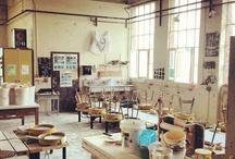 Studio Spaces/Workshops