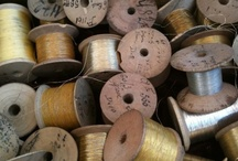 Spools, threads & bobins