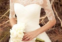 White / Ivory Rose Wedding