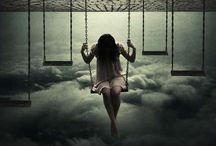 Hanging & Swinging / by Deborah Cooper