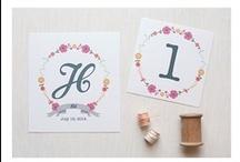 DIY Wedding/ FREE Printables