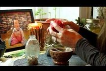 ✭ TheWitchyMommy YOUTUBE Channel ✭ / DIY Video Tutorials about Witchcraft, Hoodoo, Herbal Magick, Occult Practices, Spirituality by FeatherGardenBelle aka The Witchy Mommy ~ www.youtube.com/user/feathergardenbelle