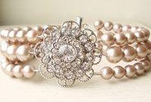 Champagne & Pearls Wedding