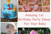 Celebrations / Parties & Celebrations Ideas