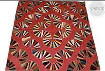 Antique Fan Quilts