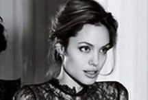 Angelina Jolie and other beautiful women / God put me on this planet to be with Angelina Jolie... no matter how far apart we are.
