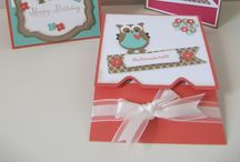 Owl Punch / Stampin'Up!