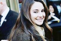 // Sɦaɨʟɛռɛ Wօօɖʟɛʏ // / Shailene Woodley is a beautiful and amazing person!!!  / by ✝ Carissa Clampett ✝