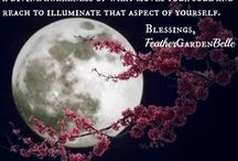✭ MOON Magick ✭ / Manifesting with power of the moon