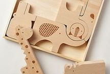 Wooden toy / Kid wood toys design cnc cutting