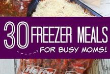 Freezer Cooking/Meals / Crockpot Freezer Cooking - Freezer Cooking Recipes - Healthy Freezer Cooking - Pork Freezer Cooking - Freezer Cooking Tips - Freezer Cooking On A Budget - Breakfast Freezer Cooking - Pioneer Woman Freezer Cooking - Once A Month Freezer Cooking - Freezer Cooking for Two - Bulk Freezer Cooking - Beginner Freezer Cooking