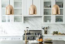 Kitchen / Kitchen Ideas - Kitchen Design - Kitchen Cabinets - Kitchen Diner - Kitchen Colors - Kitchen Organization - Kitchen Remodel - Kitchen Countertops - Small Kitchen - Kitchen Backsplash - Kitchen DIY