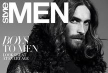 Male Magazine Covers