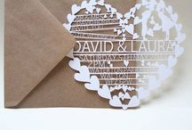 Laser love / Valentine, love and wedding # laser cut