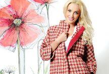Пальто UONA / Теплые, легкие, уютные пальто на все случаи жизни и на все времена года!