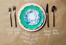 Which is the salad fork? / Dinner parties can be daunting sometimes, so we're found some great advice, tips and tricks on dining, table decorations, cookware and more just for you.