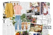 Polyvore Sets / These are the sets I made using the website Polyvore. I hope you like them.