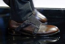 Monks / Monk Strap Shoes are some of our favorites.  We at Style Habit love this type of shoe.  Follow our site at www.style-habit.com for the latest in Gent's Fashion brought to you with a Soundtrack!