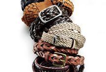 Belt Game / Men's Belts from Style-Habit.