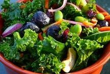 Superfoods / A delicious selection of superfood ideas