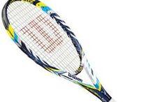 Rakiety tenisowe / Zapraszamy do zapoznawania się z szeroką gamą produktów, gdzie każdy znajdzie coś dla siebie.