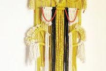 macrame & weaving by kapatextiles / kapatextiles macrame and weaving