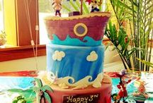 Jake and the Neverland Pirates / Birthday Party Ideas