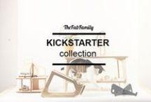 Kickstarter collection / rewards from our Kickstarter campaign ending on dec 15 http://kck.st/1lfplop