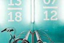 estación de bicicletas CTPM