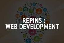 Repins: Web Design / Development / Repins. Custom Web development: At Webilize, we build robust, secure and scalable websites using WordPress, Magento, Drupal, .Net, C#, ASP.Net MVC, Webforms, Java, PHP, and Ruby on Rails. All websites are designed and built using HTML5 and CSS3. Industry standard libraries like bootstrap, and jQuery are heavily used in web and mobile applications. www.webilize.com