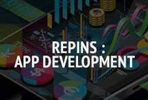 Repins: App Design / Development / Repins. Webilize's mobile team has developed highly interactive iPhone and iPad applications. Our skilled and talented iPhone app developers pay close attention to detail and possess in-depth knowledge of the Apple iOS platform, with experience in Objectice C, Cocoa Touch Framework, and Xcode. Our experienced Android app developers have keen knowledge of the Android SDK, integrating with APIs, on-device and off-device storage and with expertise in Java and eclispse IDE. www.webilize.com