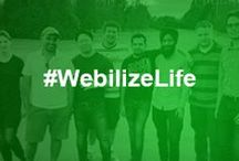 #WebilizeLife / Get a taste of what Webilize is all about, from our culture to the latest activities. www.webilize.com