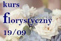 kwiatowe kule / kurs florystyki 13.03.2017 www.artdecorszkolenia.pl