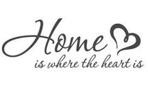 HOME SWEET HOME ♥ / *Our own home...a work in progress*  Instagram @yvonne_castro_deneer