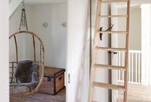 Home ATTIC ♥ / *Ideeën voor de zolder, toekomstige slaapkamer van mijn dochter*