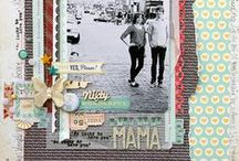 SCRAP LAYOUTS ♥ / *LOVE to SCRAP*